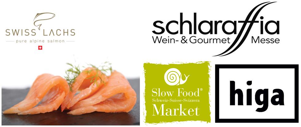 Schlaraffia, Slow Food Market, higa, Swisslachs