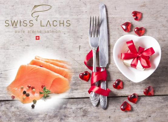 Valentinstag bei Swisslachs