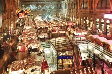 Zürich Weihnachtsmarkt