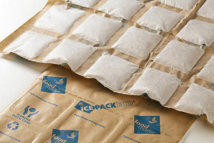 Verpackung Icepack Eco - SWISS LACHS Alpiner Lachs