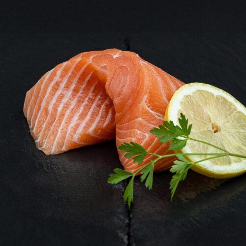 sashimi mit zitrone 1920x1280 gross - SWISS LACHS Alpiner Lachs