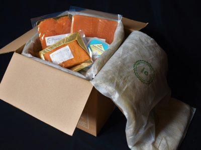 Verpackung-mit-Isolationsmatte